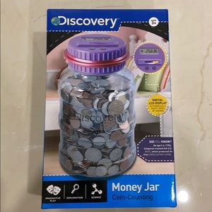 Money Jar Coin-Counting